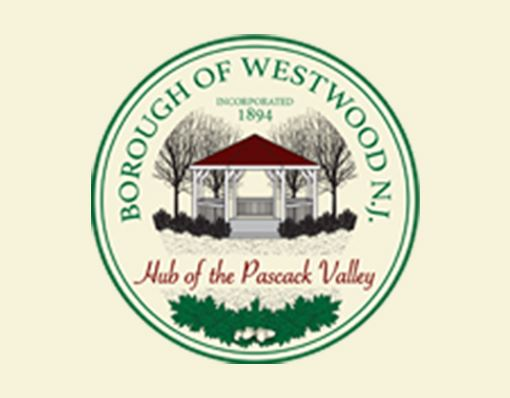 Borough of Westwood NJ Seal